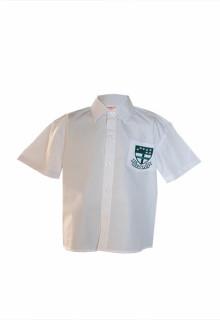 St Ursulas Boys Short Sleeved School Shirt