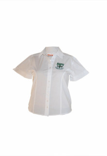 St Ursulas Girls Short Sleeved School Shirt