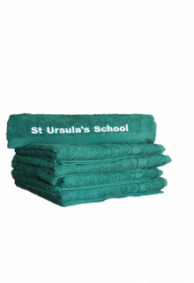 St. Ursula's School Swimming Towel