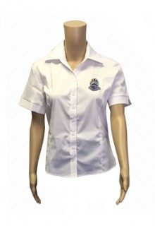 Summerhill College Girls Short Sleeve Blouse