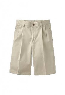 Summerhill Preparatory School Boys Stone Shorts