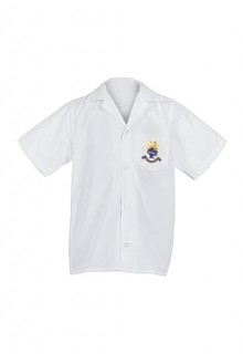Summerhill Prep Boys Short Sleeve Shirt